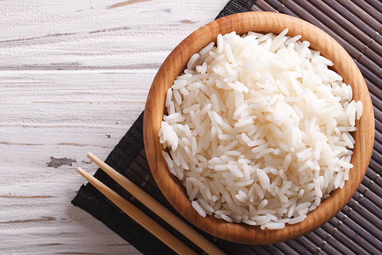 Ready to eat rijst