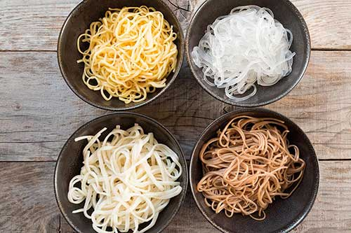 Zesty - Asian noodles