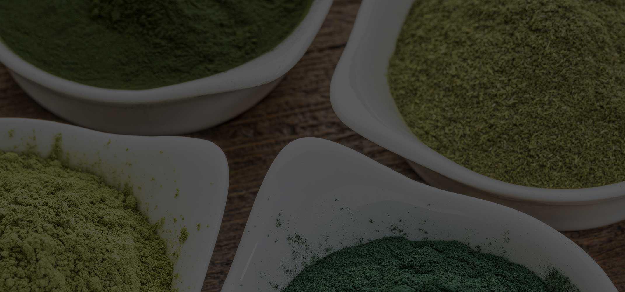 Zesty seaweed powder